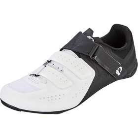 PEARL iZUMi Select Road V5 Chaussures Homme, white/black